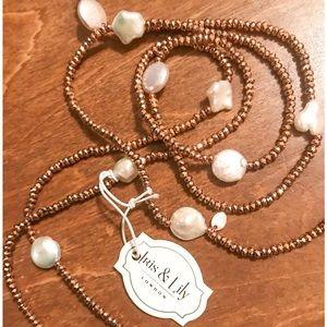 iris lily jewelry gorgeous iris lily london necklace